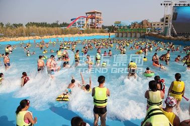 Chiny Customized Water park Wave Machine For Family Fun in Aqua Park dostawca