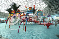 Chiny Swimming Pool Kids Water Parks Mini Interactive Lanes for Water Park fabryka