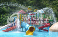 Chiny Water Park Project /  Kids' Water Playground Durable Big Customized Water Slide fabryka