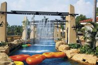 Chiny Water Park Lazy River Equipment, Water Games Playground Equipment firma