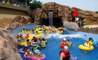 Chiny Outdoor Holiday Resorts Water Park Lazy River, Waterpark Equipment firma