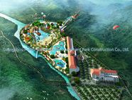 Chiny Amusement Water Park Conceptual Design / Professional Design Team for Water Park fabryka