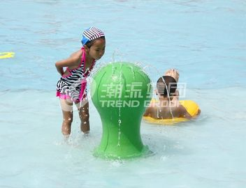 Chiny Customized Carp Carton Spray Park Equipment For Children / Kids Fun in Swimming Pool fabryka