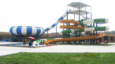 Aqua Entertainment Park Equipment, Waterpark Project Construction